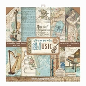 Stamperia | Music Scrapbooking  12