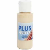 Plus Color, flestone beige, 60 ml per stuk
