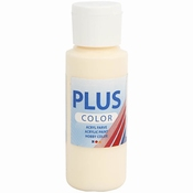 Plus Color Acrylverf Pale Yellow 60 ml