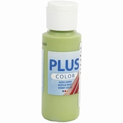 Plus Color, Leaf Green, 60 ml per stuk