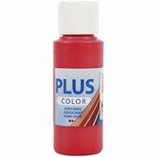 Plus Color, Crimson Red, 60 ml  per stuk