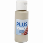Plus Color, Stone Beige 60 ml per stuk