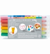 Zig Clean Color Dot | set van 4
