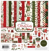 Carta Bella Collection Kit Hello Christmas