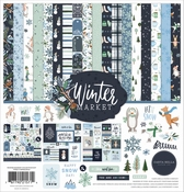 Carta Bella Collection Kit Winter Market