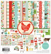 Carta Bella Collection Kit Farm to Table