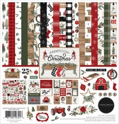 Carta Bella Collection Kit Farmhouse Christmas