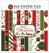 Carta Bella paperpad Hello Christmas
