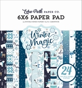 Carta Bella paperpad Winter market