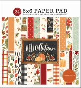 Carta Bella paperpad Hello Autum
