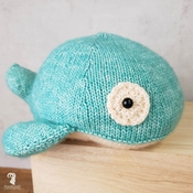 Breipakket Willy Whale  | Hardicraft
