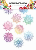 DDBD Sticker Art Mandalas