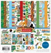 Carta Bella Collection Kit Zoo Adventure