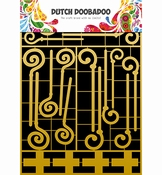 Dutch Doobadoo Paper Art Sinterklaas | A4 formaat