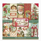Stamperia | Classic Christmas Scrapbooking  12