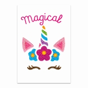 Craft Artist Diamond Art Card Kits - Magical