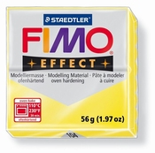 Fimo Effect Transparant Geel
