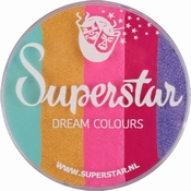 Superstar Dream Colours Splitcake Candy