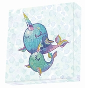 DOTZ® - BOX Diamond Dotting kit Narwhal Dreams