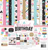 Echo Park Collection Kit Magical Birthday Girl