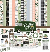 Echo Park Collection Kit Coffee & Friends