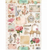 Studio Light knipvel |  Shabby Chic Nr.1297