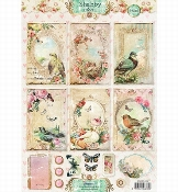 Studio Light knipvel |  Shabby Chic Nr.1308