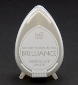 Brilliance Dew Drop inktkussen Moonlight White