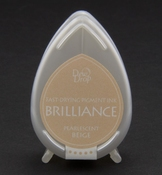 Brilliance Dew Drop inktkussen Pearlescent Beige