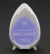 Brilliance Dew Drop inktkussen Pearlescent Lavender