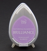 Brilliance Dew Drop inktkussen Pearlescent Purple