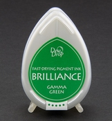 Brilliance Dew Drop inktkussen Gamma Green