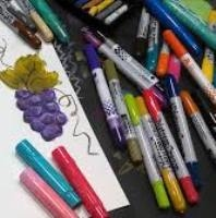 Aquarelkrijt | Gelatos | Distress crayons