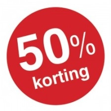 OUTLET - tot 50% korting