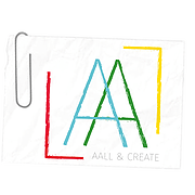 AALL and Create | Photopolymer Stamp
