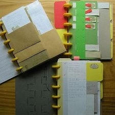 Binding | Happy Planner | ARC | Adoc | Atoma