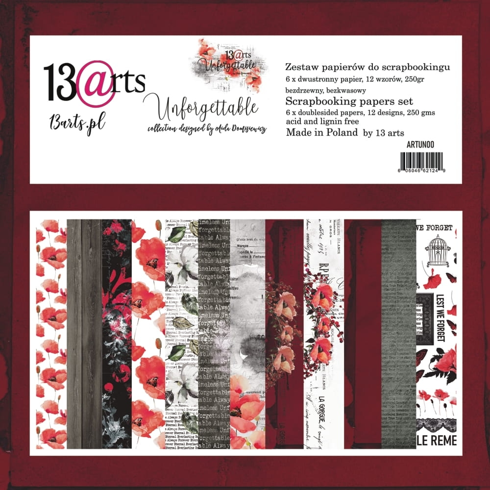 Collection Unforgettable | 13 arts