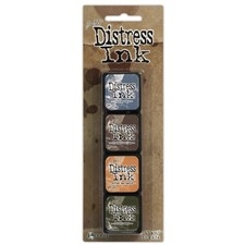 Distress Mini Ink Kit