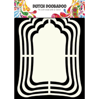 Dutch Doobadoo Shape Art