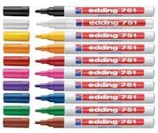 Edding 751 | Lakmarker | 1-2mm