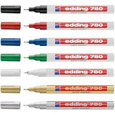 Edding 780 | Lakmarker | 0,8 mm