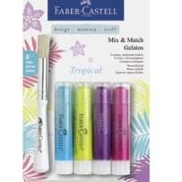 Gelatos Faber Castell