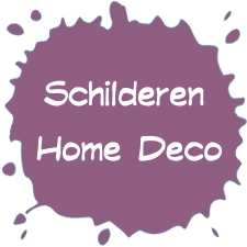 Schilderworkshops en homedecoratie workshop