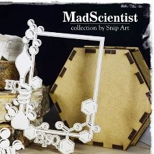 SnipArt | Mad Scientist