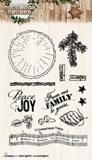 Studio Light Woodland Winter stempel