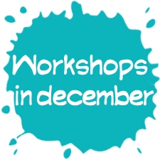 Workshops in December