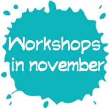Workshops in November