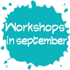 Workshops in September